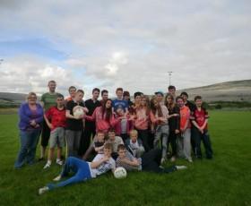 Go Gaelic visit home of Michael Cusack