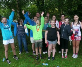 3rd Ardley Kings Guides 01/08/2013