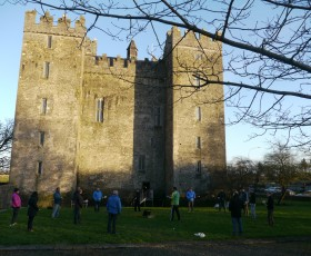 Teleflex visit to Bunratty